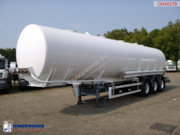 LAG Fuel tank Alu 41.3m3 / 5 Comp semi-trailer