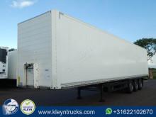 Schmitz Cargobull SCB.S3B lift axle 15t kingp. semi-trailer
