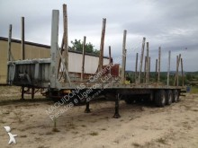 semirremolque maderero Trailor