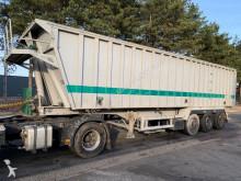 Stas 50m³ VOLUME KIPPER - ALU / ALU - AIR SUSPENSION - DISC BRAKES semi-trailer