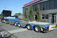 naczepa do transportu sprzętów ciężkich Emtech