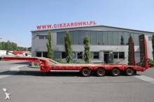 naczepa do transportu sprzętów ciężkich Dennison