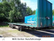n/a Wiese 3-Achs Plateauauflieger 7556 semi-trailer