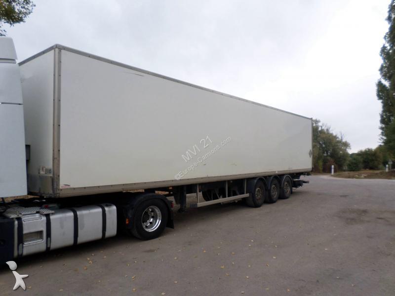 Trouillet Non spécifié semi-trailer