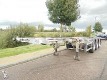 Burg Tankcontainerchassis / 20-30 ft / NL / ADR / BPW semi-trailer