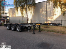 Burg Container 20 / 30 FT , Twistlocks semi-trailer