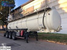 trailer Citransa Chemie 23880 Liter, 3 Compartments, Steel suspension