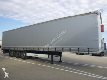 Krone Schiebeplanen Sattelauflieger SDP 27 eLB4-CS S semi-trailer