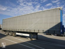 Krone Schiebeplanen Sattelauflieger SDP 27 eLB4-CS K semi-trailer