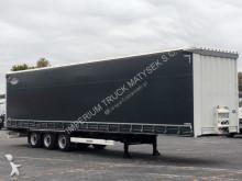 Krone MEGA / LIFTED ROOF /LIFT AXLE/ 2 DRIVING LEVELS/ semi-trailer