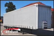 Krone SDP 27, Mega, Lift - Achse semi-trailer
