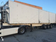 Benalu box semi-trailer