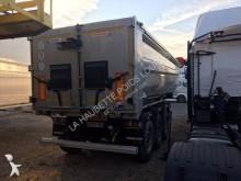 Fruehauf construction dump semi-trailer