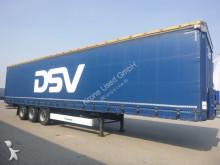trailer Krone Schiebeplanen Sattelauflieger SDP 27 eLB4-CT D