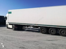 Univan insulated semi-trailer
