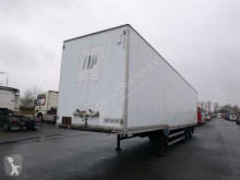semi remorque Talson TALSON CLOSED BOX TRAILER