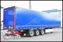 trailer aanhanger met zeilwanden Krone
