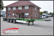 trailer chassis Schmitz