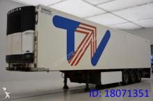 Van Hool mono temperature refrigerated semi-trailer