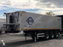Wielton BODEX / TIPPER 42 M3 / LIFTED AXLE / FLAP-DOORS semi-trailer