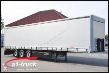 trailer aanhanger met zeilwanden Kögel