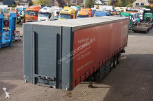 Nova Schuifzeil met vast dak 3-assig/liftas semi-trailer