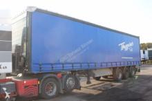 semirremolque AMT Trailer 3 akslet gardintrailer med truckbeslag