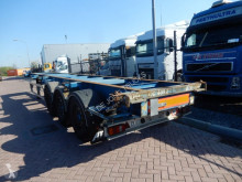 LAG 0-3-39 CD / MB DISC / Lift axle semi-trailer