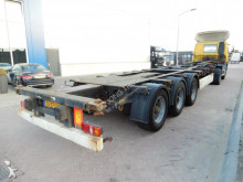 Krone SDC 27 / NL trailer / Extendable / BPW DRUM semi-trailer