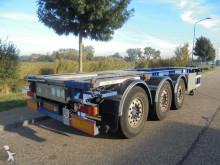 Burg 3-AxleTank Containerchassis / 20-30 ft / NL / ADR / SAF / Disc semi-trailer