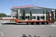 Wielton 4 AXLE LOW LOADER NJ-4 58 T semi-trailer
