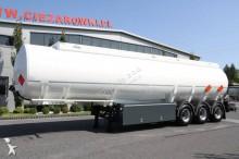 LAG oil/fuel tanker semi-trailer