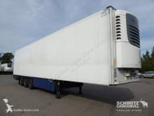 Schmitz Cargobull Tiefkühler Standard Doppelstock Trennwand Ladebordwand Auflieger