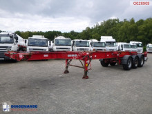 semi reboque Montracon Container trailer 30-40-45 ft