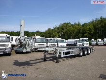 LAG 40 Ft container Alu chassis (tipping) semi-trailer
