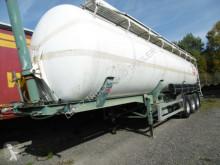 Feldbinder KIPPSILO 50 KUBIK-BLATTGEFEDERT semi-trailer
