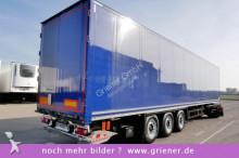 Schmitz Cargobull SKO24 / LBW UFB 2000 kg / ZURRLEISTE / SAF Auflieger
