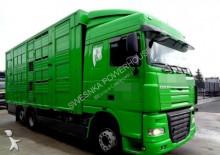 DAF livestock semi-trailer