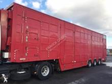 Pezzaioli 3 étages - 2 compartiments semi-trailer