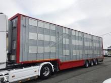 Pezzaioli 3 étages - 2 compartiments - palettisable semi-trailer