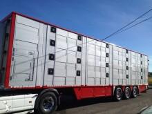 Pezzaioli 4 étages - LIFT semi-trailer