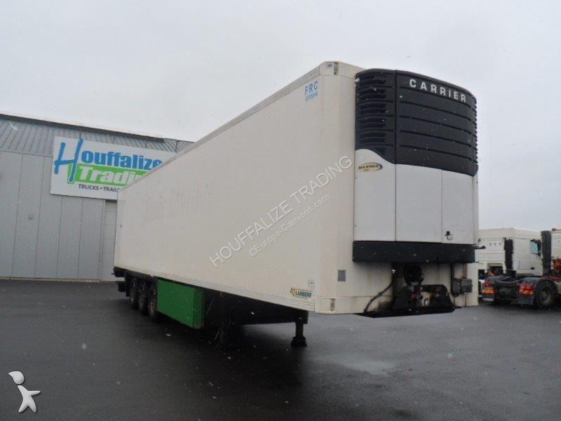 Semirremolque Lamberet Frigo - 2m60 - Carrier