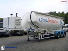semi reboque Feldbinder Powder tank alu 43 m3 + compressor
