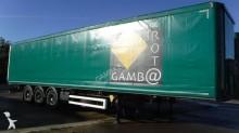 Fruehauf timber semi-trailer
