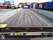 Pacton 12 twistlocks, hardwooden floor, strong trailer, BPW semi-trailer