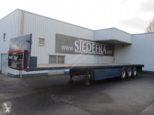 semirimorchio General Trailers flatbed trailer