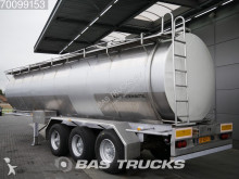 Burg Steelsuspension / 28.300 Ltr / BPO 12-24Z semi-trailer