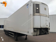 Lecsor Thermoking SL200 lift axel semi-trailer