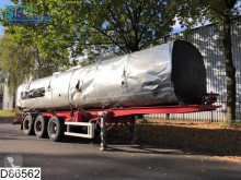 Menci Bitum 34200 Liter , Isolated semi-trailer