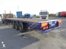 used flatbed semi-trailer